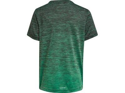 adidas Kinder AEROREADY Gradient T-Shirt Grau