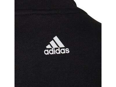 adidas KinderEssentials Logo Hoodie – Genderneutral Weiß