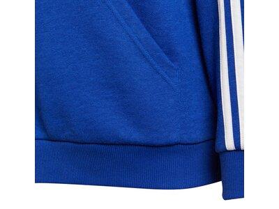 adidas KinderEssentials Logo Hoodie – Genderneutral Blau