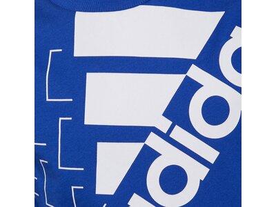 adidas KinderEssentials Logo T-Shirt Blau