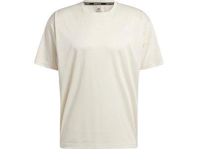 adidas Herren Yoga T-Shirt Grau