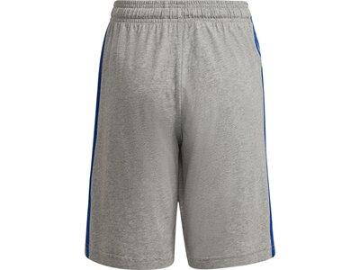 adidas KinderEssentials 3-Streifen Shorts Grau