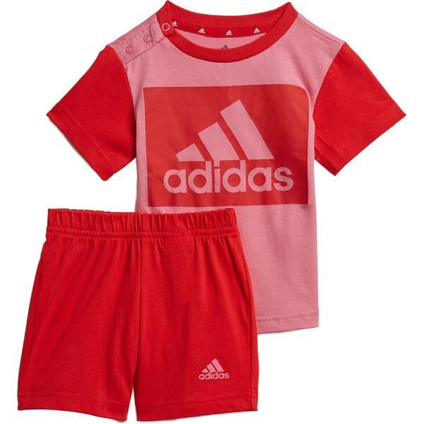 adidas Kinder Essentials Set aus T-Shirt und Shorts
