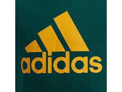 adidas Kinder Essentials T-Shirt Grün