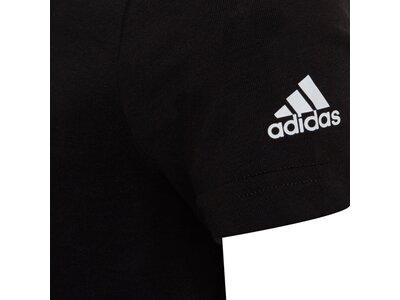 adidas Kinder Graphic T-Shirt Schwarz