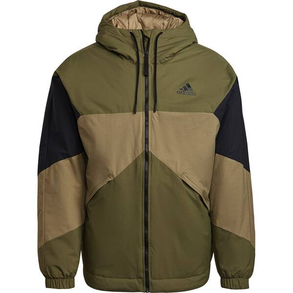 adidas Herren Back to Sport Insulated Hooded Jacke