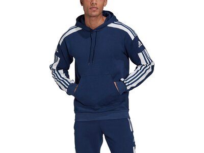 adidas Herren Squadra 21 Sweat Hoodie Blau