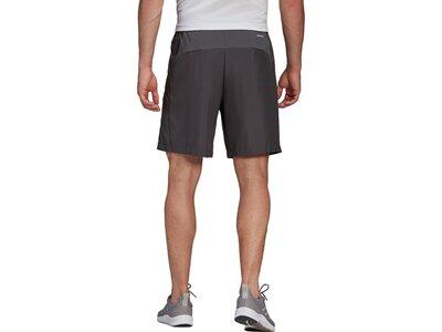 adidas Herren AEROREADY Designed 2 Move Woven Sport Shorts Grau