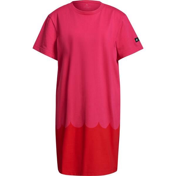 adidas Damen Sportswear Marimekko Kleid