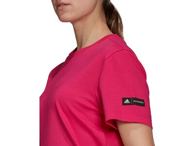 adidas Damen Sportswear Marimekko Kleid Rot