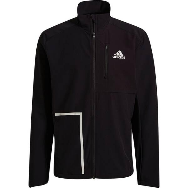 adidas Herren Own The Run Soft Shell Jacke