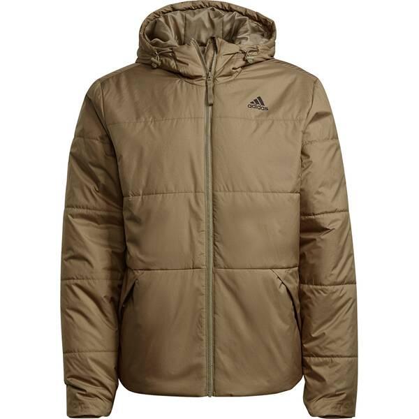 adidas Herren BSC Insulated Hooded Jacke