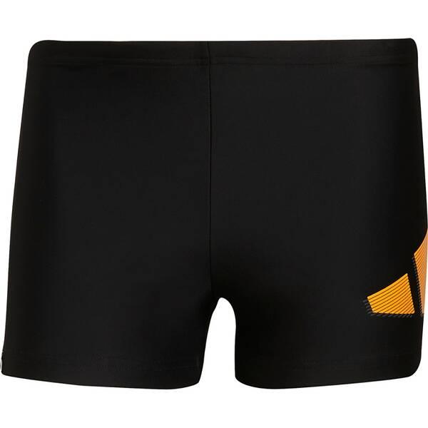 adidas Herren Logo Graphic Boxer-Badehose