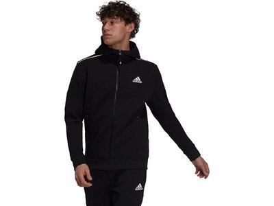 adidas Herren Sportswear Z.N.E. Hoodie Schwarz