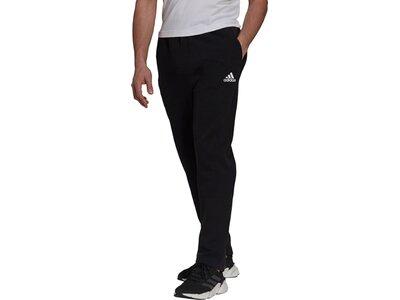 adidas Herren Z.N.E. Sportswear Hose Schwarz
