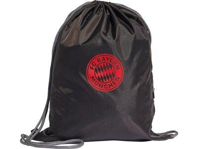 adidas FC Bayern München Sportbeutel Grau