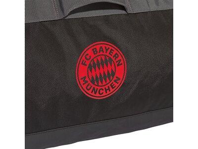 adidas FC Bayern München Duffelbag M Grau
