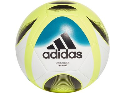 adidas Herren Starlancer Trainingsball Grün