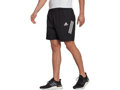 ADIDAS Herren Shorts Herren Shorts Aero Warrior Schwarz