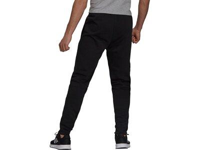 adidas Herren Essentials Fleece Hose Schwarz