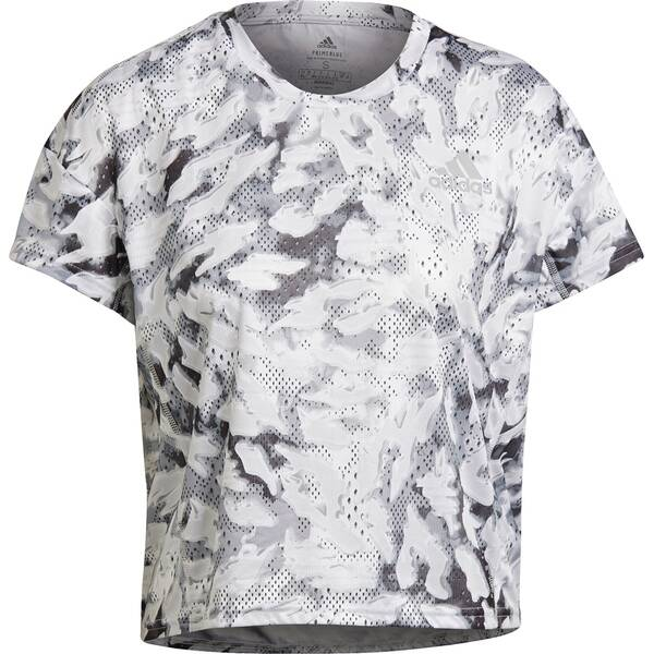 adidas Damen Primeblue Fast Graphic T-Shirt