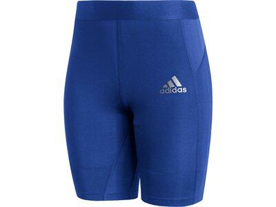 ADIDAS Underwear - Hosen Techfit Short ADIDAS Underwear - Hosen Techfit Short Blau