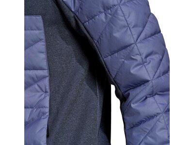 adidas Herren TERREX Multi Primegreen Hybrid Isolationsjacke Blau