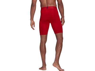 ADIDAS Underwear - Hosen Techfit Short ADIDAS Underwear - Hosen Techfit Short Rot