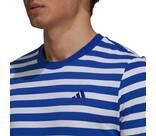 Vorschau: adidas Herren Essentials Stripey Embroidered Logo T-Shirt