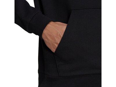 adidas Herren Essentials Fleece Hoodie Schwarz