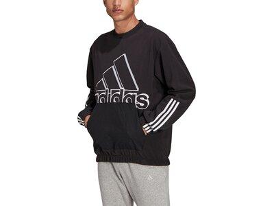 adidas Essentials Polar Fleece Giant Logo Sweatshirt – Genderneutral Pink
