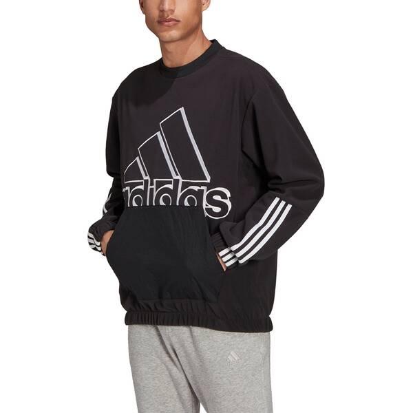 adidas Essentials Polar Fleece Giant Logo Sweatshirt – Genderneutral