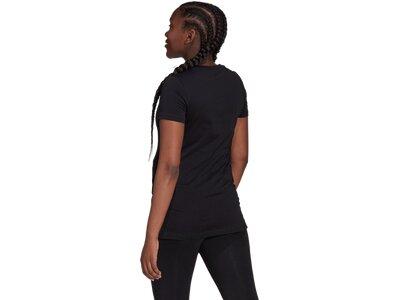 ADIDAS Damen Shirt MAT T Schwarz