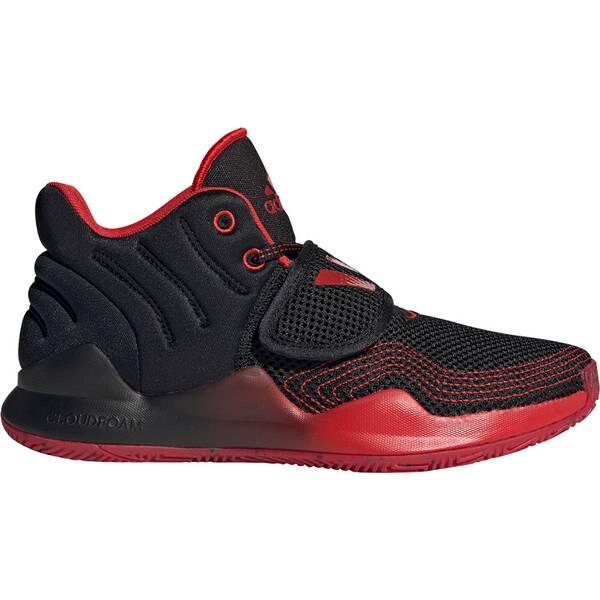 adidas Kinder Deep Threat Primeblue Basketballschuh