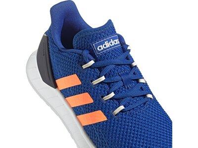 adidas Kinder Questar Flow NXT Schuh Blau