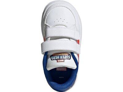 adidas Kinder Breaknet Schuh Pink