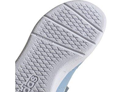 adidas Kinder Tensaur Schuh Grau