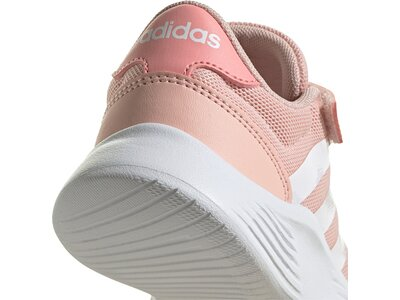 adidas Kinder Lite Racer 2.0 Schuh Rot