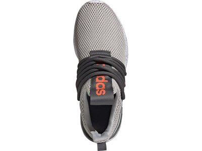 adidas Kinder Lite Racer Adapt 3.0 Schuh Silber