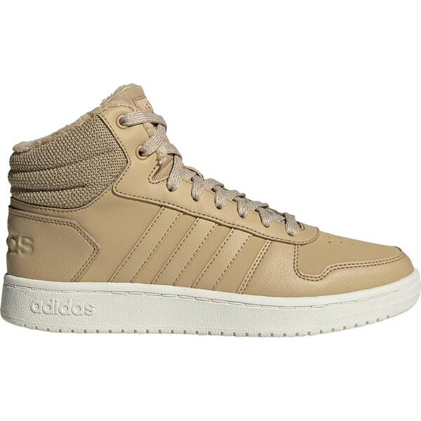 adidas Damen Hoops 2.0 Mid Schuh