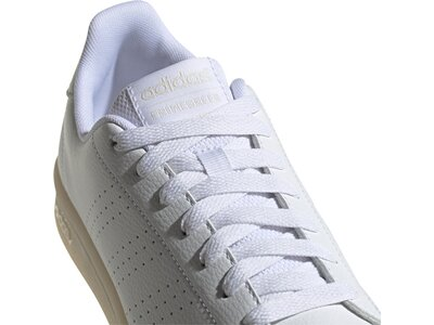 adidas Damen Advantage Eco Schuh Grau