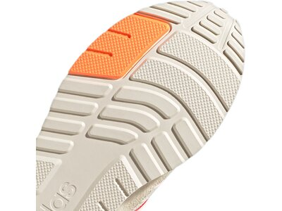 ADIDAS Damen Freizeitschuhe Damen Sneaker Run 80s Grau