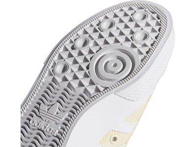 adidas Damen Nizza Platform Schuh Grau