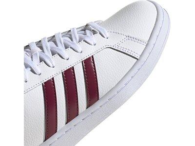 adidas Damen Grand Court Schuh Pink