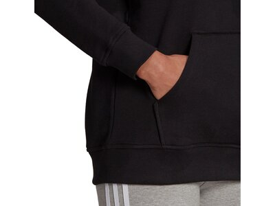 adidas Damen adicolor Essentials Hoodie Schwarz