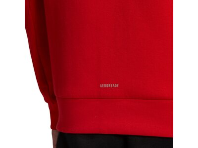 adidas Herren Sportswear Z.N.E. Hoodie Rot