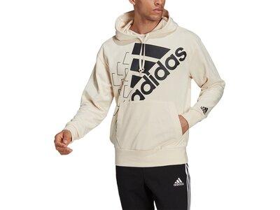 adidas Essentials Logo Hoodie – Genderneutral pink
