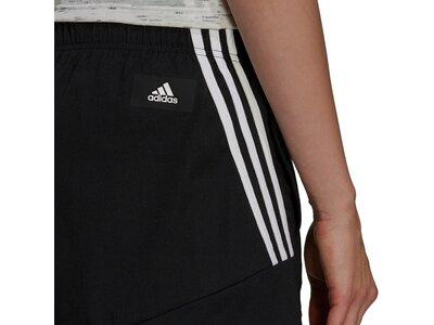 adidas Damen Sportswear Future Icons Shorts Schwarz