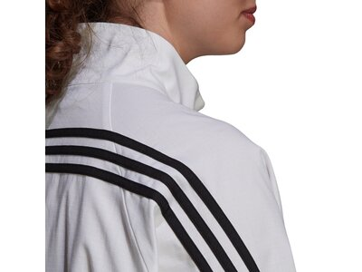 adidas Damen Sportswear Future Icons Woven Trainingsjacke Grau
