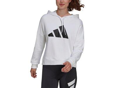 adidas Damen Sportswear Future Icons Hoodie Grau